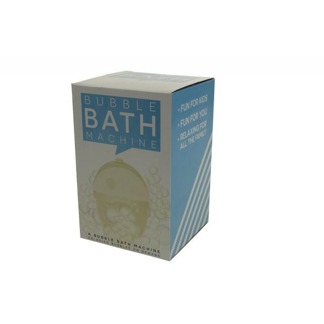 Bubble Bath Machine - White